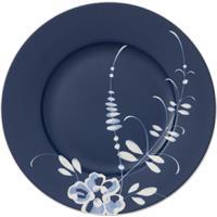 V&B Vieux Luxembourg Brindille Frühstücksteller Blau 22cm