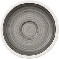V&B Manufacture Gris Mokka-/ Espresso-Untertasse 12 cm =Artesano Nature Gris