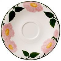 V&B Rose Sauvage Frühstücks-Untertasse 16 cm