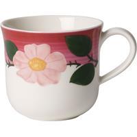 V&B Rose Sauvage framboise Frühstücks-Obertasse 0,27 Liter