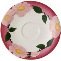 V&B Rose Sauvage framboise Frühstücks-Untertasse 16 cm