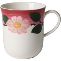 V&B Rose Sauvage framboise Becher mit Henkel 0,35 Liter