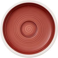 V&B Manufacture Rouge Mokka-/ Espresso-Untertasse 12 cm