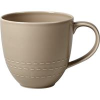 V&B it's my moment Tasse Almond offen 0,48 Liter
