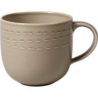 V&B it's my moment Tasse Almond gerade 0,46 Liter