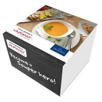 V&B Vapiano Suppenschale 18 x16 cm Set 2-teilig Schale tief Suppenschüssel gross 2tlg. Porzellan wei