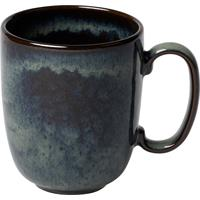 like by V&B Pottery Lave Gris Becher mit Henkel