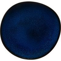 like by V&B Pottery Lave Bleu Frühstücksteller 23 cm