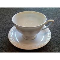Rosenthal Maria Weiss Kaffee Set 18 tlg.6 Pers.Kaffeeservice Kaffeeset