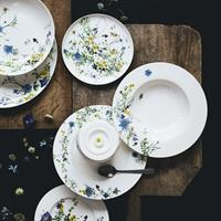 Rosenthal Brilliance Fleurs des Alpes Brotteller 18 cm