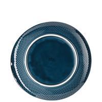 Rosenthal Junto Ocean Blue Teller flach 27 cm Speiseteller