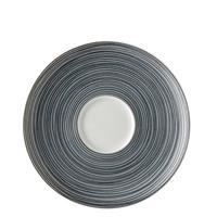 Rosenthal Studio-Line TAC Gropius Stripes 2.0 Matt Espresso-Untertasse 11,5 cm