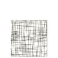 Rosenthal Mesh Line Forest Teller quadratisch flach 21 cm