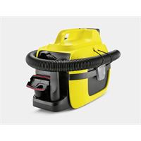 Kärcher Mehrzwecksauger WD1 Compact Battery Set mit Akku und Ladegerät