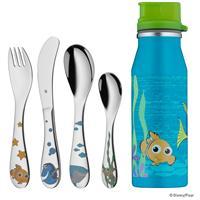 WMF Kinder-Set Nemo 5 tlg. mit Trinkflasche