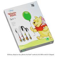 WMF Kinderbesteck Winnie the Pooh 4 tlg. Walt Disney