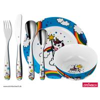 WMF Kinder-Set Unicorn 6-teilig