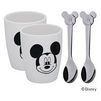 WMF Tassen-Set M 4-teilig Mickey Mouse