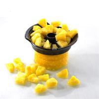 Gefu Professional Ananasschneider mit Stückchenschneider 2tlg