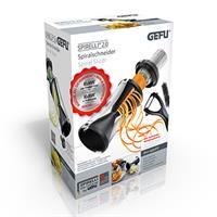 Gefu Spirelli Spiralschneider 2.0 mit Reinigungsbürste und Sparschäler