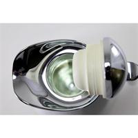 alfi Achat Isolierkanne 1 Liter ice silver