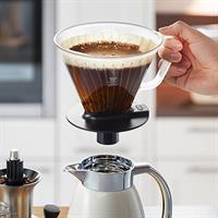 Gefu Fabiano Kaffee-Filter Größe 4 Kunststoff 16001