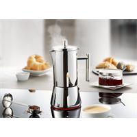 Gefu Nando Espressokocher 4 Tassen Induktion spülmaschinengeeignet