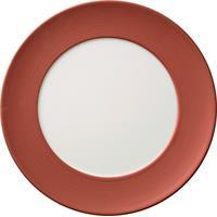 V&B Manufacture Copper Glow Gourmetteller 32 cm