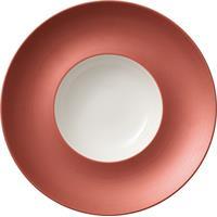 V&B Manufacture Copper Glow Teller tief 29 cm