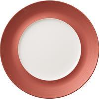 V&B Manufacture Copper Glow Speiseteller 29 cm