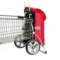 Andersen Royal Shopper Lilo rot 167-137-70 39 Liter