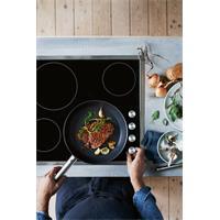 WMF Steak Profi Stielpfanne 24 cm mit Keramikbeschichtung
