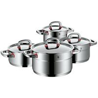 WMF Premium One Topfset 4 tlg. Induktion stapelbar Kaltgriffe