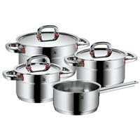 WMF Premium One Kochgeschirr Set 4tlg. Induktion Topset Stielkasserolle