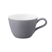 Seltmann L Fashion elegant grey Kaffeeobertasse 0,24 Liter