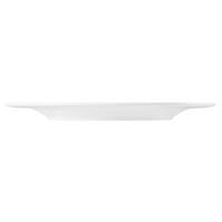 Seltmann Beat weiß Speiseteller rund 27,5cm Rillendekor Teller flach