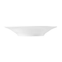 Seltmann Beat weiß Suppenteller rund 22,5cm Rillendekor Teller tief