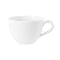 Seltmann Beat weiß Kaffeeobertasse 0,26L glatt Obere