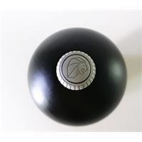 Peugeot Chateauneuf Pfeffermühle U Select schwarz matt 23 cm mit neuem Edelstahlknopf