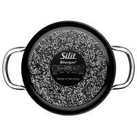 Silit Passion Black Topfset 2 teilig mit Schmortopf