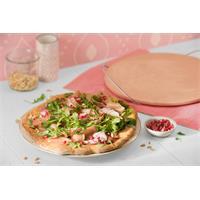 Kaiser Pizzastein Inspiration 38 cm rund