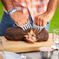 Rösle Pulled Pork Gabeln Edelstahl 10,6 cm