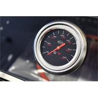 Rösle BBQ-Station VIDERO G3 schwarz Gasgrill pulverbeschichtet Stahl Thermometer **
