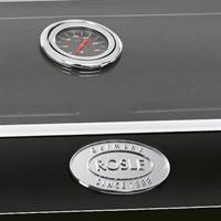 Rösle BBQ-Station Vision G4 Gasgrill schwarz extra hoch