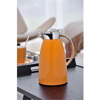 alfi Isolierkanne Gusto 1 ltr. sweet mango orange Schnellgießverschluss