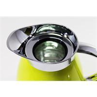 alfi Isolierkanne Gusto Tea Metall 1 ltr. Apfelgrün grün
