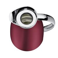 alfi Isolierkanne Gusto 1 Liter rubin rot  zerlegbarer Deckel