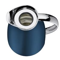 alfi Isolierkanne Gusto 1 Liter black plum matt  zerlegbarer Deckel brombeer