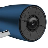alfi Isolierkanne Gusto 1 Liter black plum matt NEU zerlegbarer Deckel brombeer
