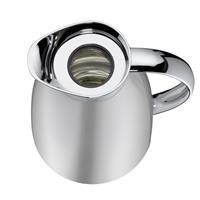 alfi Isolierkanne Gusto 1 Liter ice-silver NEU zerlegbarer Deckel